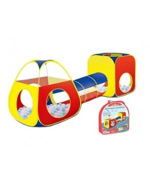 Палатка туннель для детей, 272*84*90см, Палатка детская с тоннелем