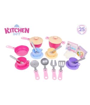 Игрушечный кухонный набор, Kitchen Set, Технок