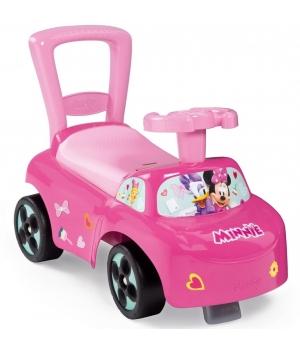 Машинка для катания ногами, для девочки, Минни Маус, от 1 года, Smoby