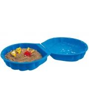 Детский бассейн песочница 2в1, BIG, 88х88х21 см,
