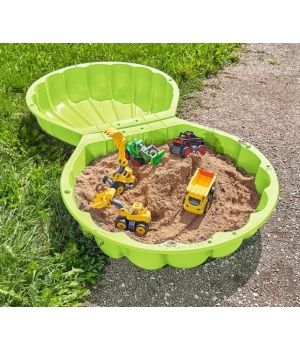 Современная детская песочница 2 в 1 (песочница-бассейн)