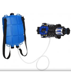 Детский водный пистолет с рюкзаком, USB + аккум.батарея, (1200мл), Same Toy