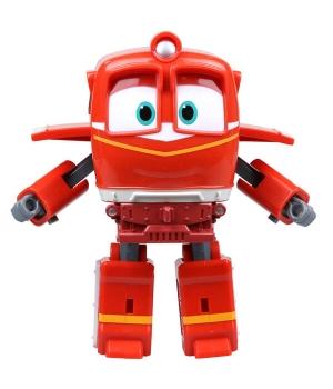 Альф Роботы Поезда игрушка трансформер, 10 см, Silverlit (Оригинал)