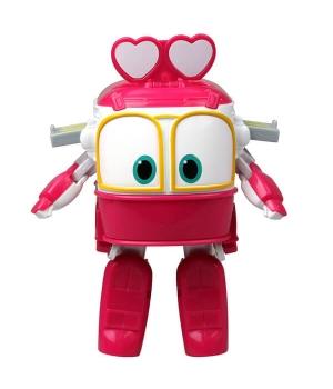 Салли Роботы Поезда игрушка трансформер, 10 см, Silverlit (Оригинал)