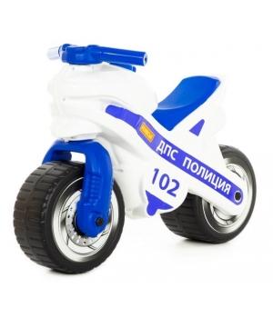 Детский мотоцикл каталка беговел-Полиция, Полесье