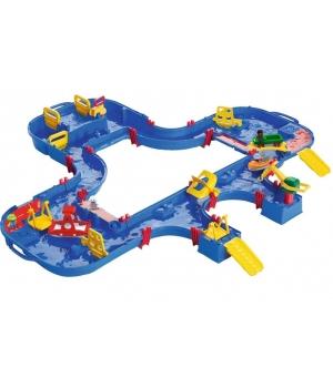 Игровой набор для игр с водой, Путешествие на пароме, с краном, 150х160 см, Аква Плей