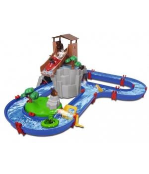 Игровой набор для игр с водой, Приключение в горах, 138x88 см, Аква Плей