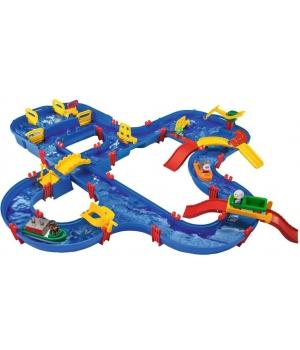 Игровой набор для игр с водой, Мир водных развлечений, 156х45 см, Аква Плей