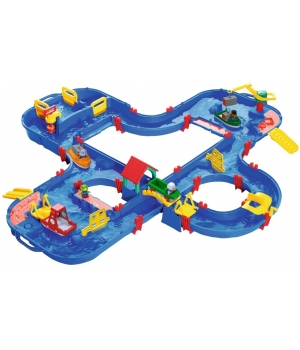 Игровой набор для игр с водой, Речное путешествие, 160х145 см, Аква Плей
