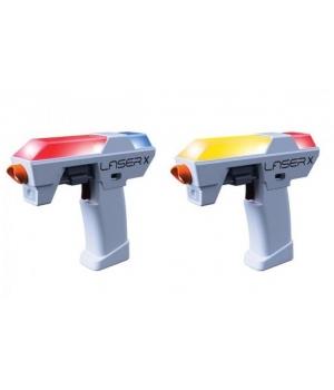 Бластеры для лазертага, для двух игроков, Laser X Micro