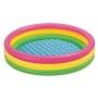 Бассейн интекс круглый надувной