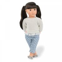 Большая мягконабивная кукла Mey Li Our Generation