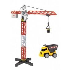 Строительный кран Dickie Toys, 67 см, от 3 лет