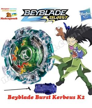 Бейблейд Вибух Кербеус K2 с пусковым устройством Hasbro, от 8 лет