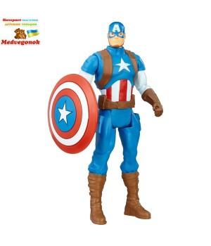 Капитан Америка игрушка Hasbro, от 4 лет
