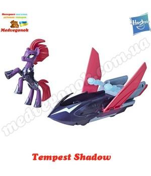 Игрушки Мій маленький поні у Кіно Летающий корабль командир Буря, Hasbro, от 4 лет