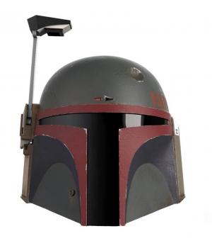 Шлем Боба Фетта, электронный, Мандалорец, Hasbro