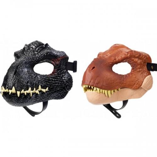 """Маска динозавра из фильма """"Мир Юрского периода 2"""" в асс.(2), Mattel"""