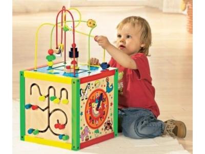 Какие игрушки покупать ребенку от 1 до 3 лет
