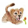 Интерактивный лев