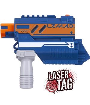 Лазерний прицел для лазерных боев на увеличение дальности стрельбы 15м, Silverlit Lazer M.A.D