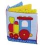 Мягкие книжки для малышей