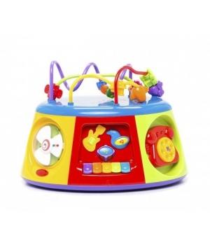 Игровой развивающий центр для ребенка - Мультцентр (свет, озвуч. Укр. яз.)