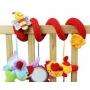 Игрушки на кроватку для новорожденных