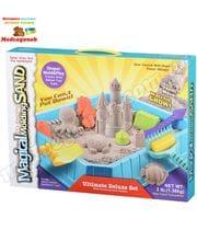 Детский песок для творчества Подводный мир 1,36 кг (натуральный) Same Toy