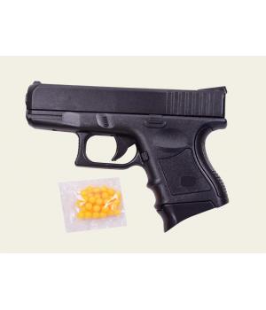 Пистолет на пульках игрушечный, пластиковый, P.698, СYMA