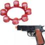 Пістони для пістолета 8 набоїв