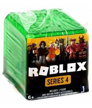 Роблокс кубики 4 серия фигурки (зеленый) - Figures Emerald S4