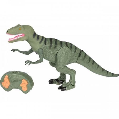 Игрушка динозавр Тираннозавр на пульте Same Toy