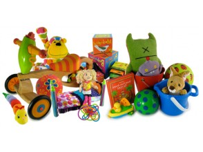 How many toys should a child have?