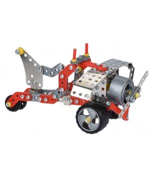 Конструктор металлический Самолет, (191 деталь), Same Toy