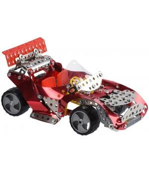 Конструктор металлический машинка (263 детали), Same Toy