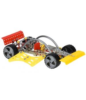 Конструктор металлический машинка Формула - 1, Same Toy