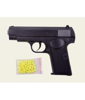 Пистолет на пульках металлический ZM06, CYMA
