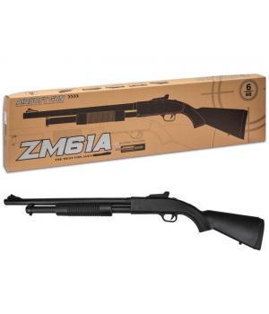 Игрушечное ружье металлическое с пульками, ZM61A, CYMA