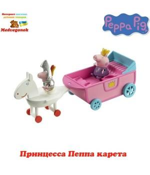 Свинка Пеппа принцесса игрушка, от 3 лет