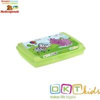 Бутербродница детская micro ОКT kids Hippo, от 3 лет
