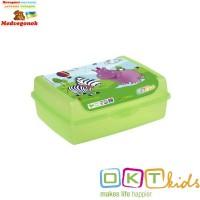Бутербродница детская midi ОКT kids Hippo, от 3 лет