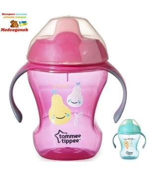 Посуда для кормления малышей Чашка непроливайка TommeeTippee, от 6 мес