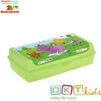 Бутербродница детская mini ОКT kids Hippo, от 3 лет
