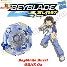 Бейблейд Вибух Одакс О2 / ODAX с пусковым устройством Hasbro, от 8 лет