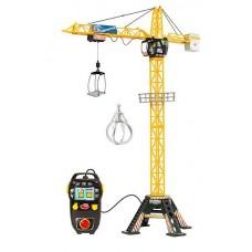Мега кран на дистанционном управлении 120 см Dickie Toys, от 3 лет