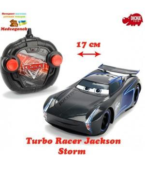 Машинки из мультика Тачки 3 Джексон Шторм на радиоуправлении Dickie, от 4 лет
