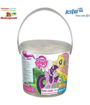 Цветные мелки пони Kite, от 3 лет