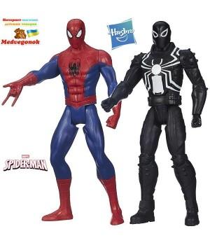 Электронная фигурка Человека Паука и фигурка Венома Hasbro, от 5 лет