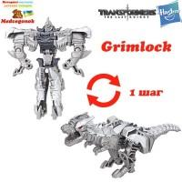 Grimlock Гримлок Трансформеры 5 one step Hasbro, от 5 лет